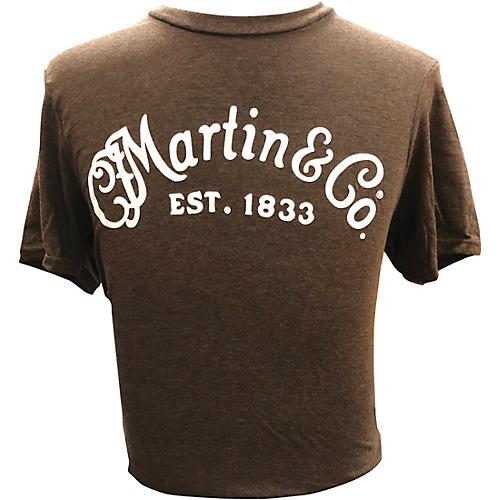 Martin Brown Logo T-Shirt Large