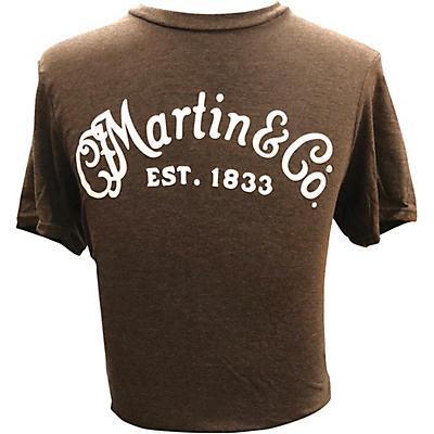 Martin Brown Logo T-Shirt