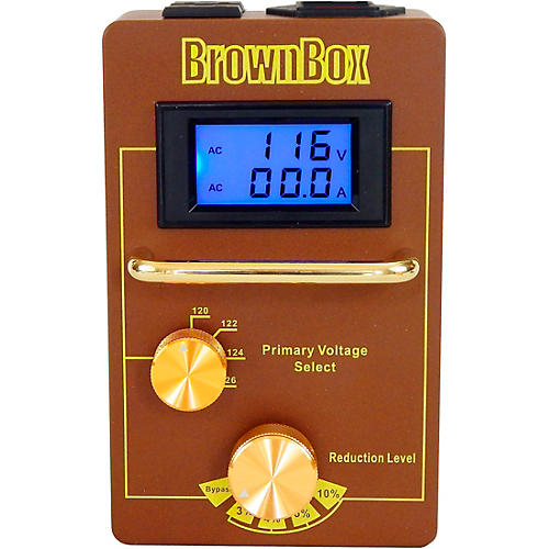 Amprx Power Solutions BrownBox Brown