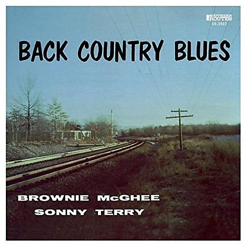 Alliance Brownie McGhee - Back Country Blues