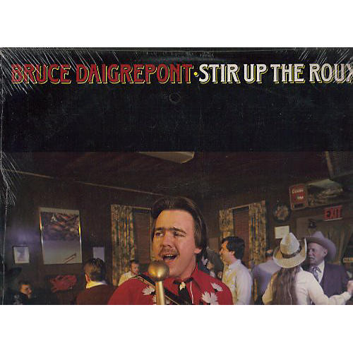 Alliance Bruce Daigrepont - Stir Up the Roux