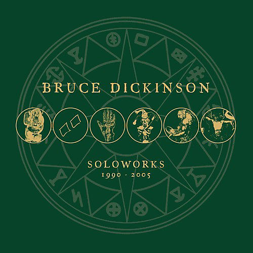 Alliance Bruce Dickinson - Bruce Dickinson - Soloworks (box Set)