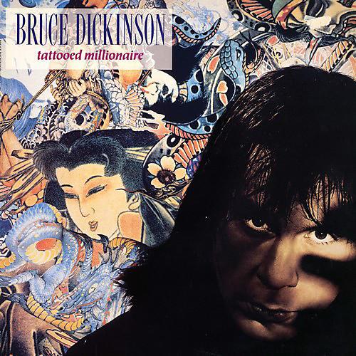 Alliance Bruce Dickinson - Tattooed Millionaire