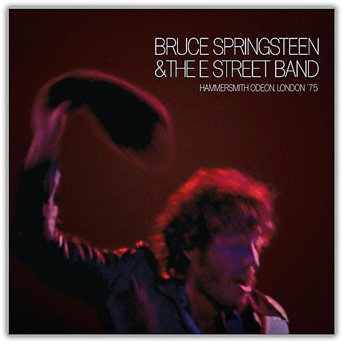 Sony Bruce Springsteen/Hammersmith Odeon, London '75 (4 LP)