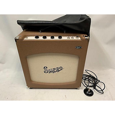 Supro Bruce Zinky Sahara Supro Tube Guitar Combo Amp