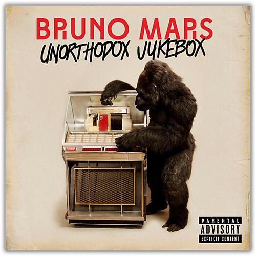 WEA Bruno Mars - Unorthodox Jukebox Vinyl LP