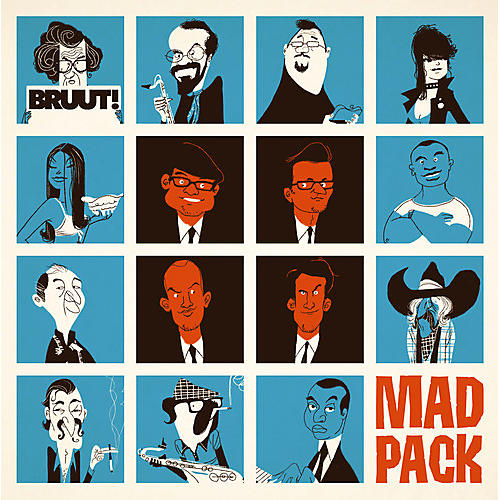 Alliance Bruut - Mad Pack