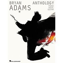 Hal Leonard Bryan Adams Anthology Book