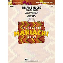 Hal Leonard Bésame Mucho (Kiss Me Much) Concert Band Level 3 Arranged by Juan Ortiz