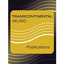 Transcontinental Music B'tal'lei Orah SATB Arranged by Sid Robinovitch