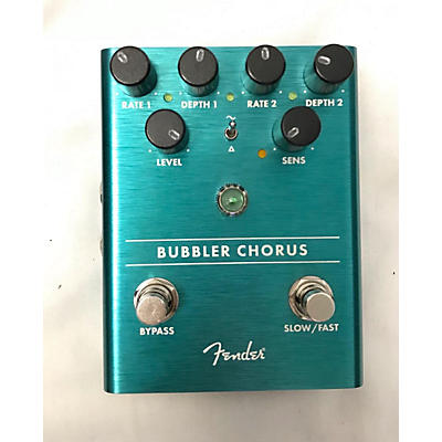 Fender Bubbler Chorus Effect Pedal