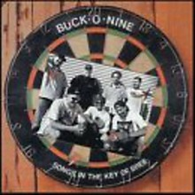 Buck-O-Nine - Songs in the Key of Bree