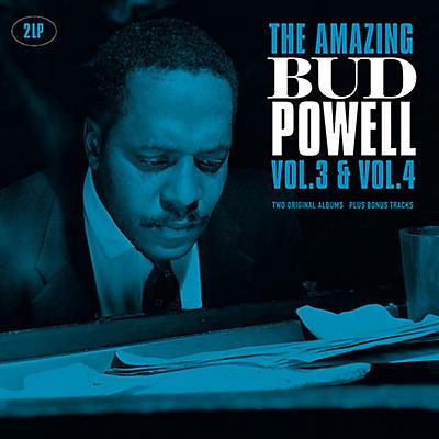 Bud Powell - Amazing Bud Powell Vol 3 & Vol 4