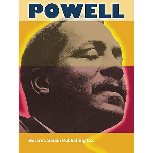 Music Sales Bud Powell - Mostly Bud, Original Voicings Music Sales America Series Softcover Performed by Bud Powell