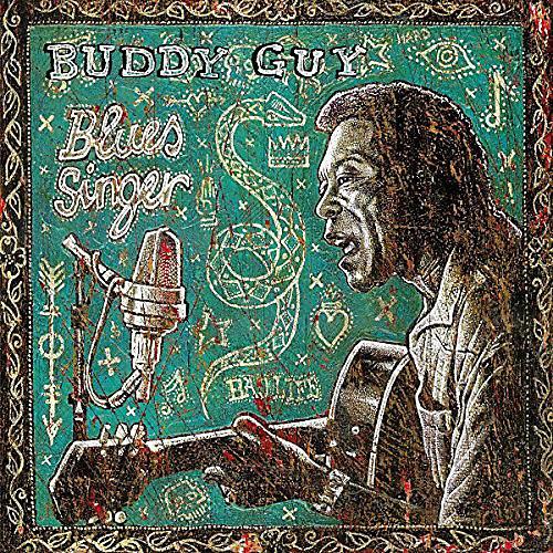 Alliance Buddy Guy - Blues Singer