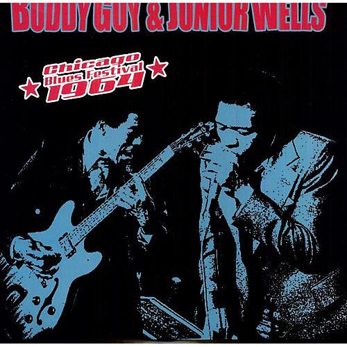 Alliance Buddy Guy - Chicago Blues Festival 1964
