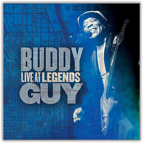 Sony Buddy Guy - Live At Legends Vinyl LP