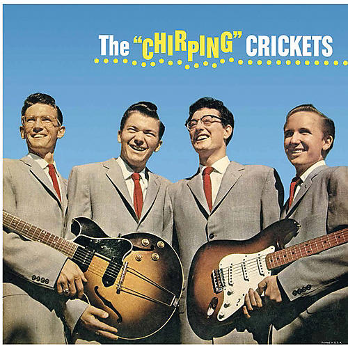 Alliance Buddy Holly - The Chirping Crickets