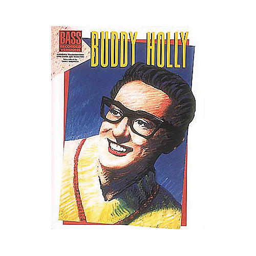 Hal Leonard Buddy Holly Bass Tab Book