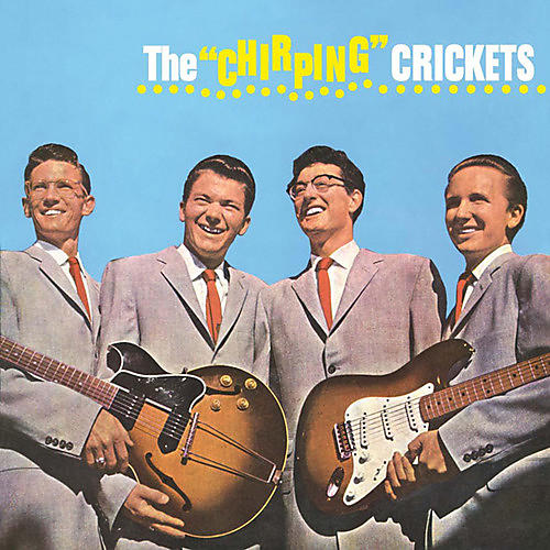 Alliance Buddy Holly & Crickets - Chirping Crickets
