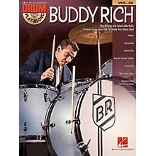 Hal Leonard Buddy Rich - Drum Play-Along Volume 35 Book/Audio Online