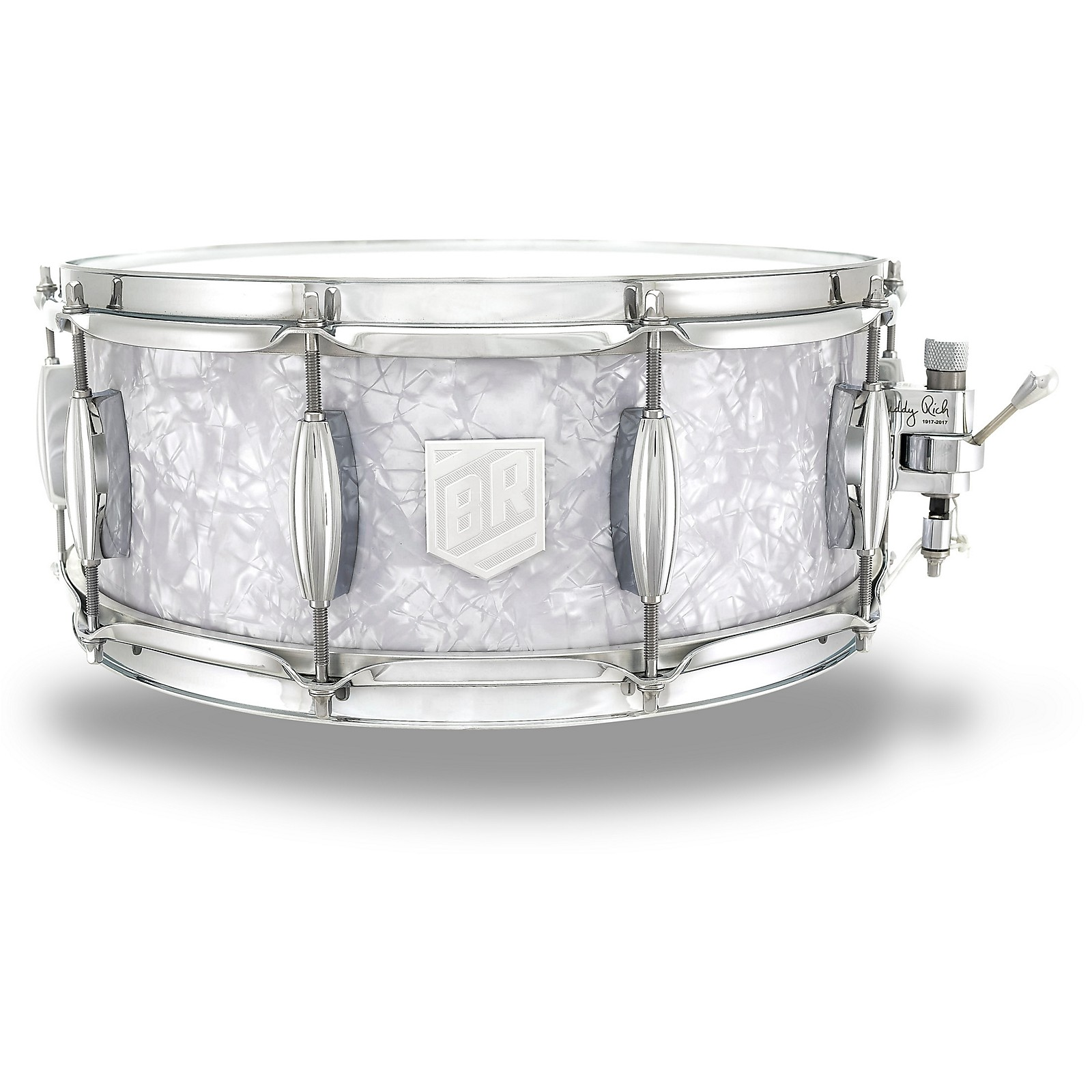 Trick Drums Buddy Rich 100th Anniversary Snare Drum