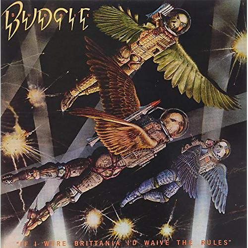 Alliance Budgie - If I Were Brittania