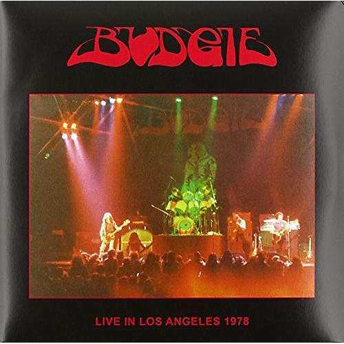 Alliance Budgie - Live In Los Angeles 1978