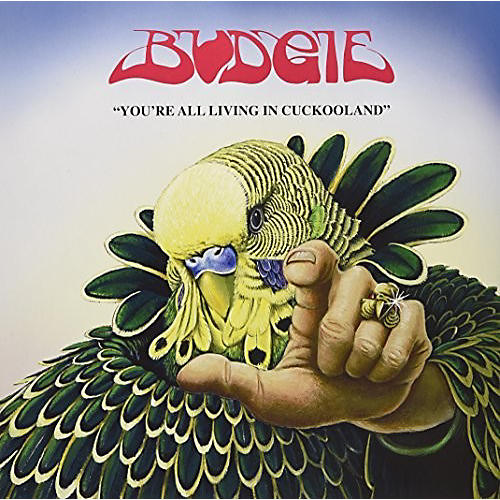 Alliance Budgie - You're All Living In Cuckooland