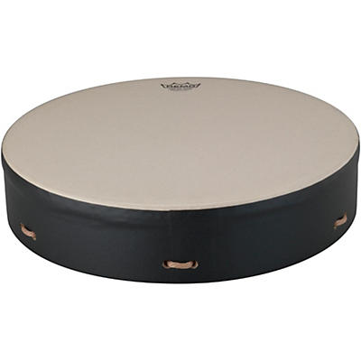 Remo Buffalo Drum with Comfort Sound Technology