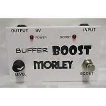 Morley Buffer Boost Effect Pedal
