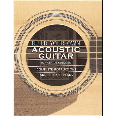 Hal Leonard Build Your Own Acoustic Guitar