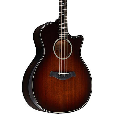 Taylor Builder's Edition 324ce Grand Auditorium Acoustic-Electric Guitar