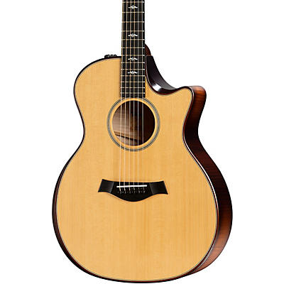 Taylor Builder's Edition 614ce V-Class Grand Auditorium Acoustic-Electric Guitar