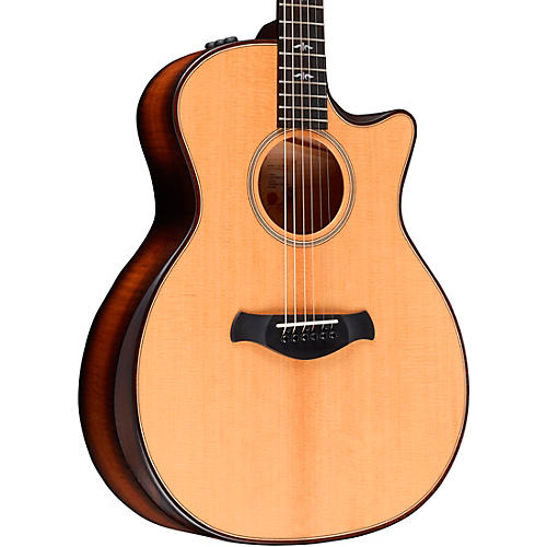 Taylor Builder's Edition 614ce V-Class Grand Auditorium Acoustic-Electric Guitar Natural