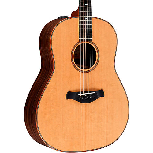Taylor Builder's Edition 717e Grand Pacific Dreadnought Acoustic-Electric Guitar Natural