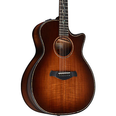 Taylor Builder's Edition K24ce V-Class Grand Auditorium Acoustic Electric Guitar