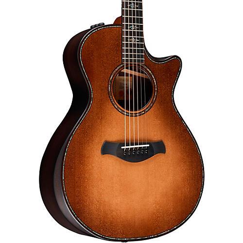 Taylor Builder's Edition V-Class 912ce Grand Concert Acoustic-Electric Wild Honey Burst