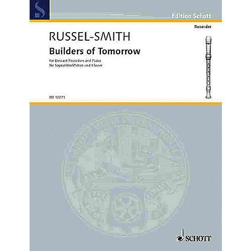 Schott Builders of Tomorrow Schott Series
