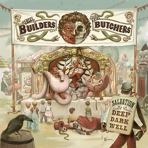 Alliance Builders & the Butchers - Salvation Is A Deep Dark Well