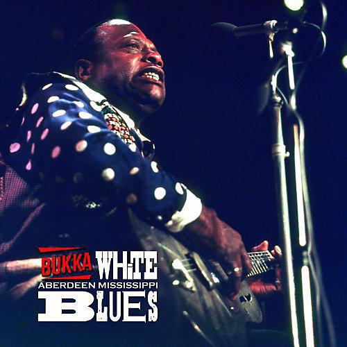 Alliance Bukka White - Aberdeen, Mississippi Blues