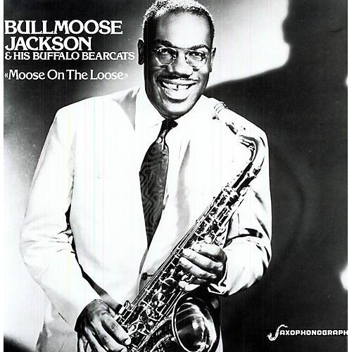Alliance Bull Moose Jackson - Moose on the Loose