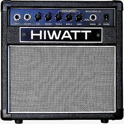 hiwatt bulldog 10w guitar amplifier musician 39 s friend. Black Bedroom Furniture Sets. Home Design Ideas
