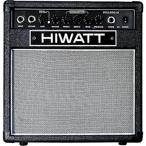 Hiwatt Bulldog 20 Watt Guitar Amplifier