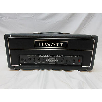 Hiwatt Bulldog 440 Bass Amp Head