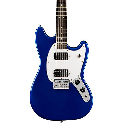 Squier Bullet Mustang HH Electric Guitar Imperial Blue