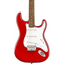 Bullet Stratocaster Hardtail Limited Edition Electric Guitar Red Sparkle