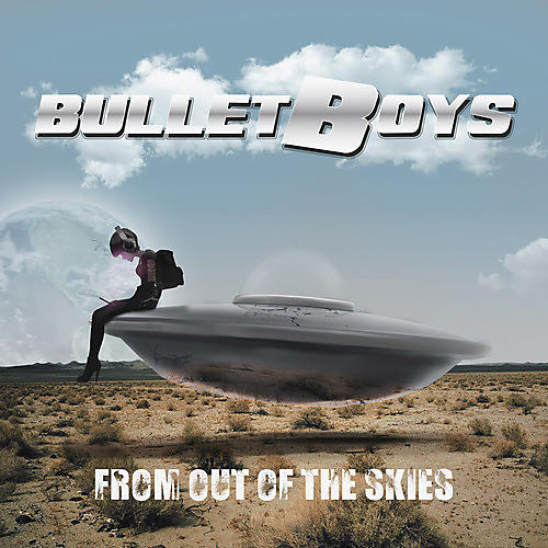 Alliance Bulletboys - From Out Of The Skies