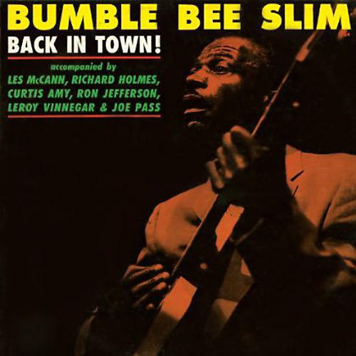 Alliance Bumble Bee Slim - Back In Town!