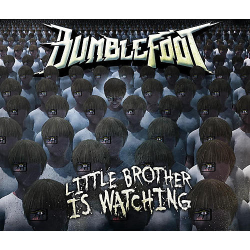 Alliance Bumblefoot - Little Brother Is Watching
